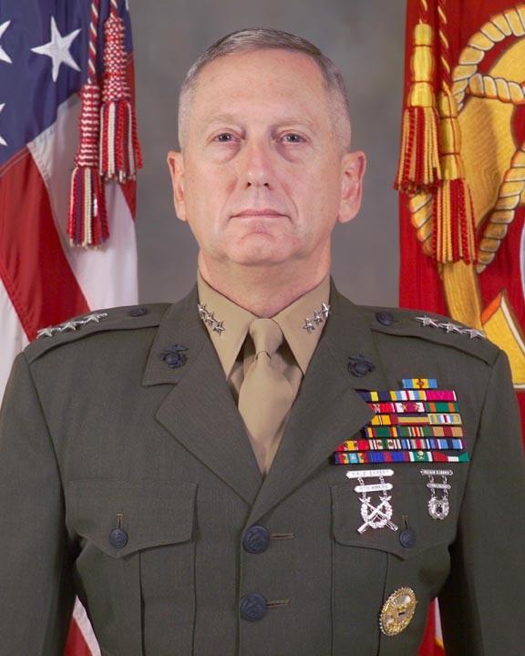 General Jim Mattis