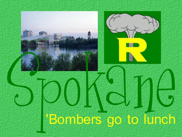 Spokane Lunch Logo